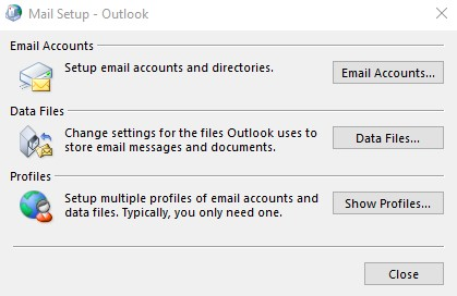 Outlook iMAP Issue