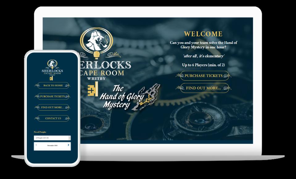 Whitby Website Design